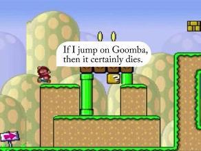 YouTube: Crean Super Mario ´consciente´ con inteligencia artificial