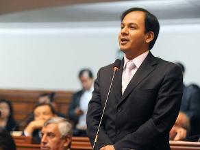 Piura: congresistas critican que Humala envíe a vicepresidenta a Bolivia