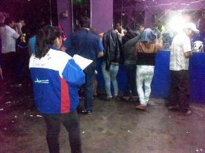 Hallan menores de edad trabajando en centros nocturnos de Arequipa