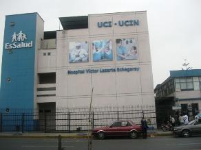 Trujillo: Superintendencia Nacional de Salud interviene hospital Lazarte