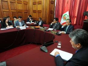 Marisol Espinoza y Jorge del Castillo acudirán a Fiscalización
