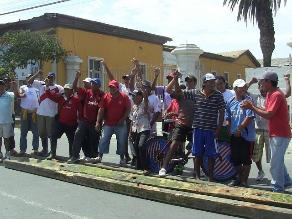 Chimbote: pescadores podrían perder local por demanda de exdirigente