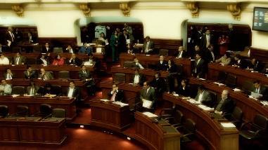 Puno: Claudia Coari evalúa postular al Parlamento Andino