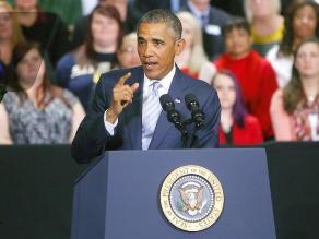 Obama: EE.UU. ha ´pasado página´ después de años de guerra y recesión
