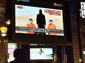 Estado Islámico amenaza con matar dos japoneses, Tokio exige liberación