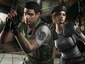 Resident Evil HD Remaster: Mira los 10 primeros minutos del juego