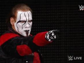 YouTube: Sting y una legendaria aparición en la WWE que ayudó a John Cena