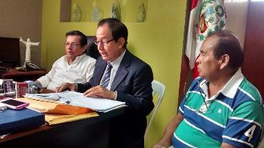 Chimbote: defensa de prógugo exalcalde quejará a fiscal y policías