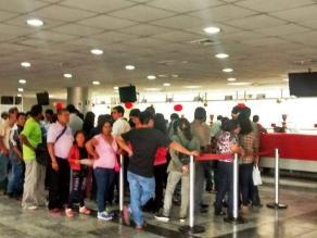 Trujillo: Banco Central de Reserva deja de cambiar billetes y monedas