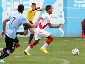 Selección peruana Sub 17 jugará amistoso ante Honduras