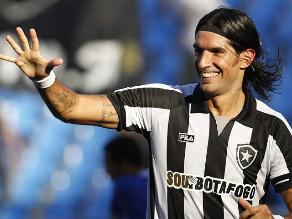 Trujillo: Sebastián Abreu sería la nueva contratación de UCV