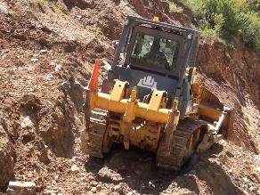 Moyobamba: fuertes lluvias afectaron carreteras de la provincia