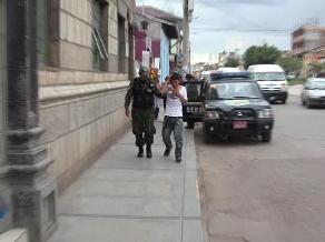 Huaral: sujeto casi es linchado tras querer violar a su secretaria