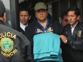 Rechazan suspender prisión preventiva de Benedicto Jiménez