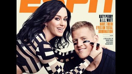 Katy Perry: Así se prepara para el Super Bowl