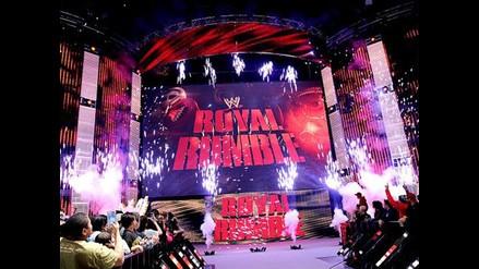 Royal Rumble: datos y todo lo que debes saber del evento de la WWE