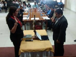 Se instala comité regional de Seguridad Ciudadana de Lambayeque