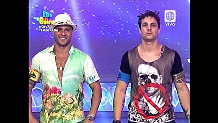EEG: Yaco y Nicola volvieron a ser capitanes de sus equipos