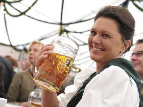 El consumo moderado de cerveza se relaciona con buenos hábitos alimenticios