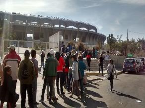 Cusco: preparan estadio Garcilaso para campeonato 2015