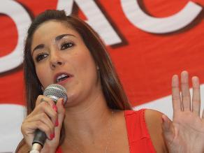 Tilsa Lozano sobre Alondra García Miro: ´Que se divierta´