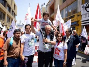 José Murgia: ´he tenido 250 denuncias en el Ministerio Público´