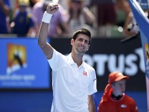 Abierto de Australia: Djokovic vence a Kutnesov y se medirá con Verdasco