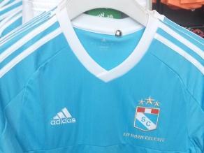 20b8c8bd25d6f Sporting Cristal  Conoce su nueva camiseta para la temporada 2015