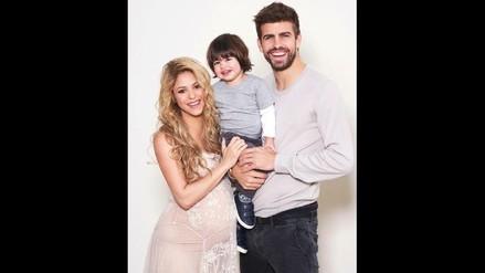 ¡Shakira celebra el cumpleaños número 2 de Milan Pique!