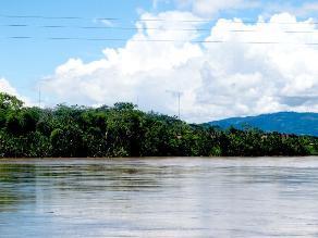 San Martín: ríos Huallaga y Huayabamba se desbordan tras fuertes lluvias