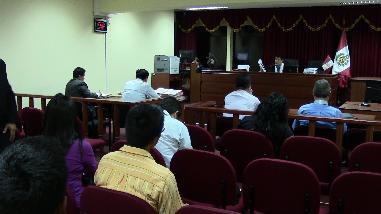 Chimbote: Fiorella Nolasco presentó recurso de nulidad de reparación civil