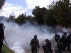 Puno: dos policías fallecidos dejó enfrentamiento con pobladores en Lampa