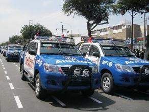 Arequipa: dotarán mayores recursos para atender seguridad ciudadana