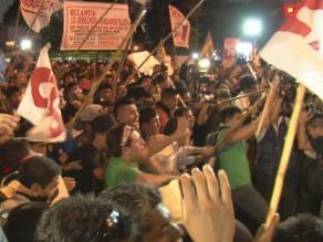 Ley Jóvenes: reportan detención de 4 opositores a nuevo régimen laboral