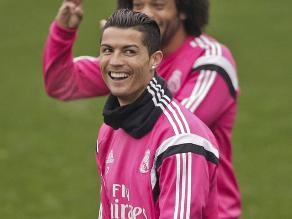Cristiano Ronaldo accedió a conmovedor pedido de niño hincha en Córdoba