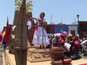 Trujillo se alista para el Gran Corso de la Marinera