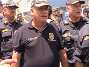 Ministro Urresti se compromete a recuperar el centro de Ica