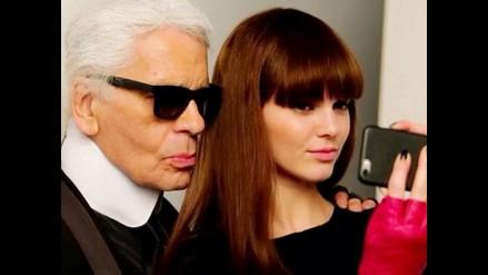 Kendall Jenner protagoniza la nueva campaña de Karl Lagerfeld