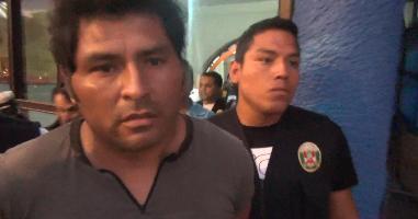 Detienen a exseguridad de César Álvarez con pistola ametralladora