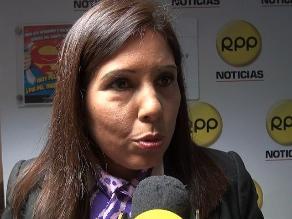 Sunat: Investigación a hijo de Tania Quispe no la hizo la DINI
