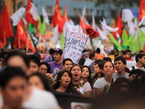 Piden voto ´consciente y técnico´ en debate de la ley laboral juvenil