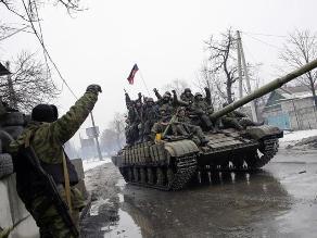 UE exige a Moscú dejar de apoyar a separatistas prorrusos de Ucrania