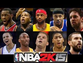 NBA: LeBron James y Kobe Bryant entre los elegidos para el All-Star Game