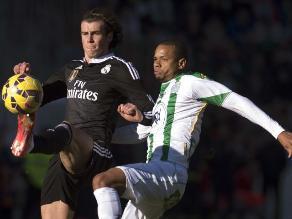Real Madrid 2-1 Córdoba: Bale salva a un equipo sin Cristiano Ronaldo