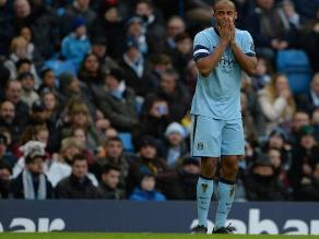 Manchester City cayó 2-1 y fue eliminado de la FA Cup ante Middlesbrough