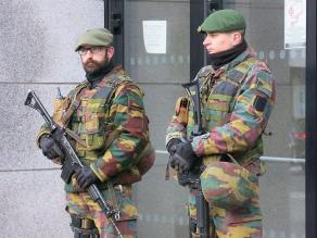 En Bélgica se respira el temor a un atentado terrorista