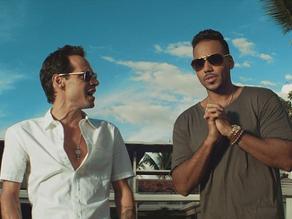 Romeo Santos lanza nuevo videoclip con Marc Anthony e Irina Shayk