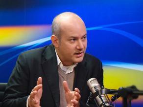 Sergio Tejada anunció renuncia al Partido Nacionalista por ley jóvenes