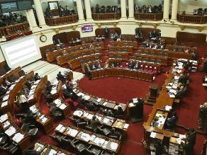 Ley Jóvenes: partidos esperan que Congreso dé tranquilidad al país