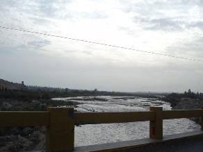 Anciano murió ahogado al tratar de cruzar a nado el río Tumbes